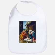 Lorenzo Lotto - The Nativity Bib
