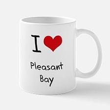 I Love PLEASANT BAY Mug