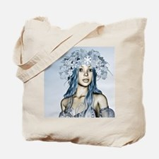 Snow Maiden Tote Bag