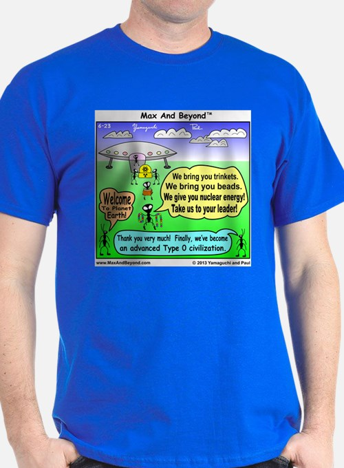 Cute Advanced civilization T-Shirt
