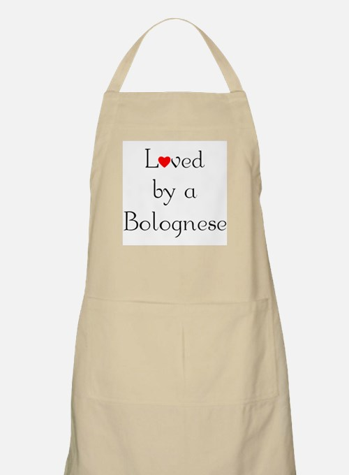 Loved by a Bolognese BBQ Apron