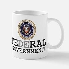 FERAL GOVERNMENT Small Mug