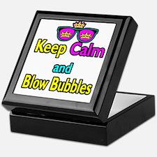 Crown Sunglasses Keep Calm And Blow Bubbles Keepsa