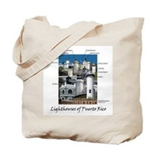 Lighthouses of Puerto Rico Tote Bag