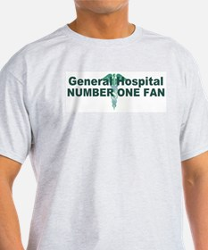 General Hospital number one fan large T-Shirt