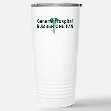 General Hospital number one fan large Travel Mug