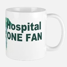 General Hospital number one fan large Mug