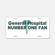 General Hospital number one fan large Aluminum Lic