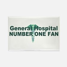 General Hospital number one fan large Rectangle Ma