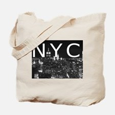 New York 1 Tote Bag