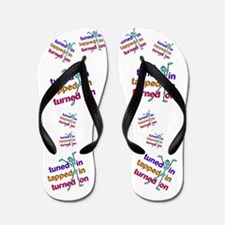 Ah workshop phrases Flip Flops