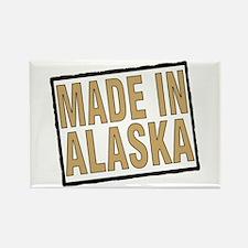 Unique Vintage alaska Rectangle Magnet