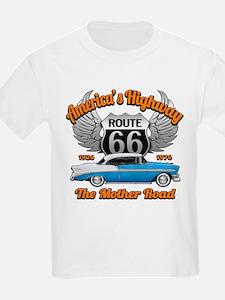 America's Highway 66 T-Shirt