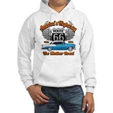 America's Highway 66 Hoodie