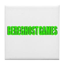 Bereghost Games Tile Coaster