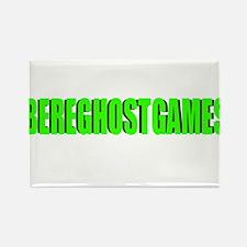 Bereghost Games Rectangle Magnet