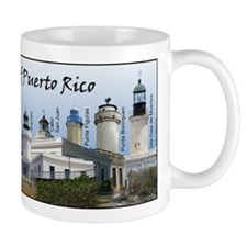 Lighthouses of Puerto Rico Mug