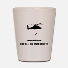 Coast Guard Shot Glass