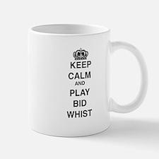 Keep Calm and Play Bid Whist Mug