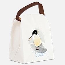 Balance Canvas Lunch Bag