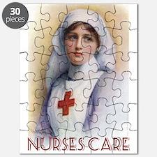 Nurses Care Puzzle