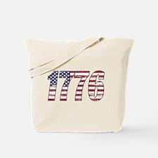 1776 Flag Tote Bag