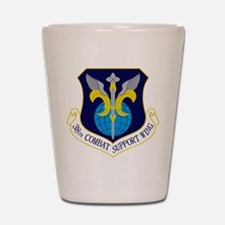 38th CSW Shot Glass