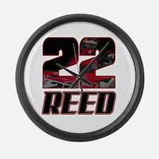 22 Reed Large Wall Clock
