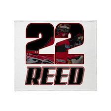 22 Reed Throw Blanket