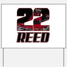 22 Reed Yard Sign