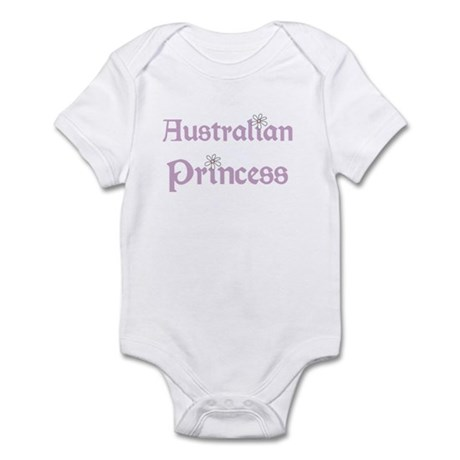 Australian Princess Infant Bodysuit