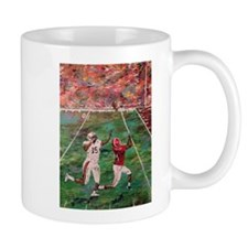 Football Style Mug