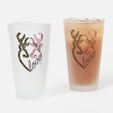 country love Drinking Glass