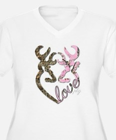 country love Plus Size T-Shirt