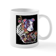 Black Pitbull Day ot The dead Mug