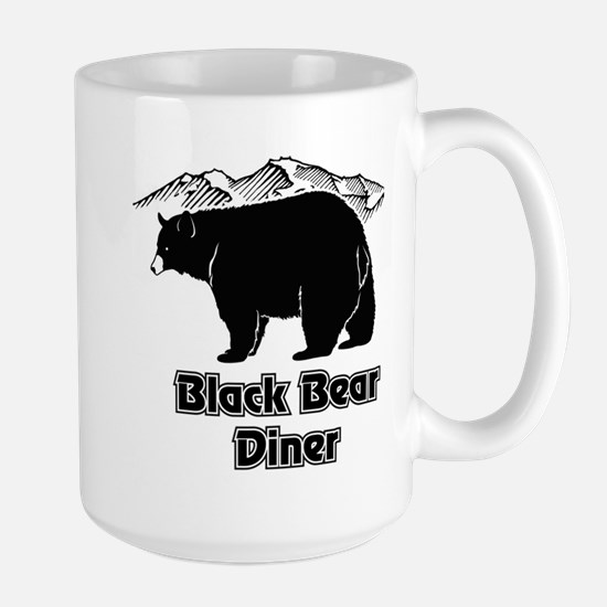 Black Bear Logo Mug