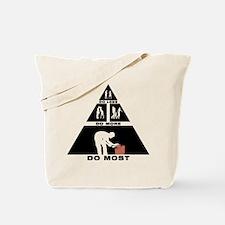 Bricklayer Tote Bag