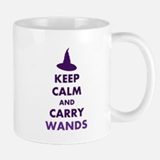 Carry Wands (purple) Mug