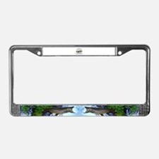 Fishing legend Striped Bass License Plate Frame
