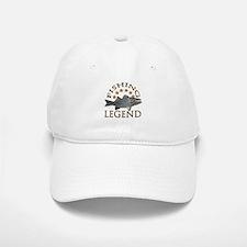 Fishing legend Striped Bass Baseball Baseball Cap