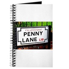 penny lane, liverpool sign Journal