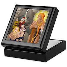 FREYA Seidr Goddess Keepsake Box