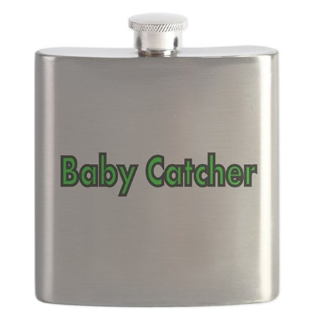 BABY CATCHER Flask