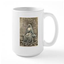 Sad Nun Mug