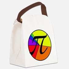 PI chart Canvas Lunch Bag