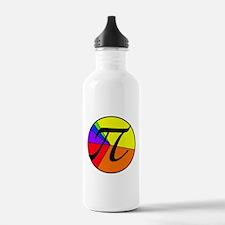 PI chart Water Bottle