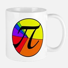 PI chart Mug