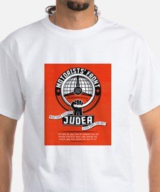 Motorists' Front of Judea solid red T-Shirt