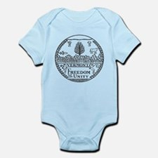 Vermont Vintage State Seal Body Suit