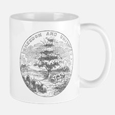 Vintage Vermont State Flag Mug